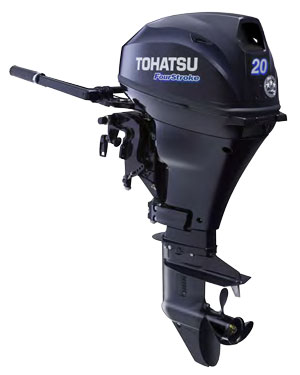 Tohatsu 20 Four stroke