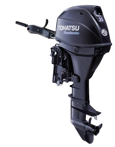 Tohatsu outboards | Liberty Boats - Inflatable Boats