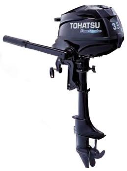 Tohatsu 3.5 Four stroke